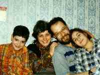Семья Левитанов